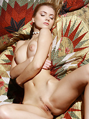 Sabrina is a refined beautiful woman with beautiful eyes and puffy nipples.